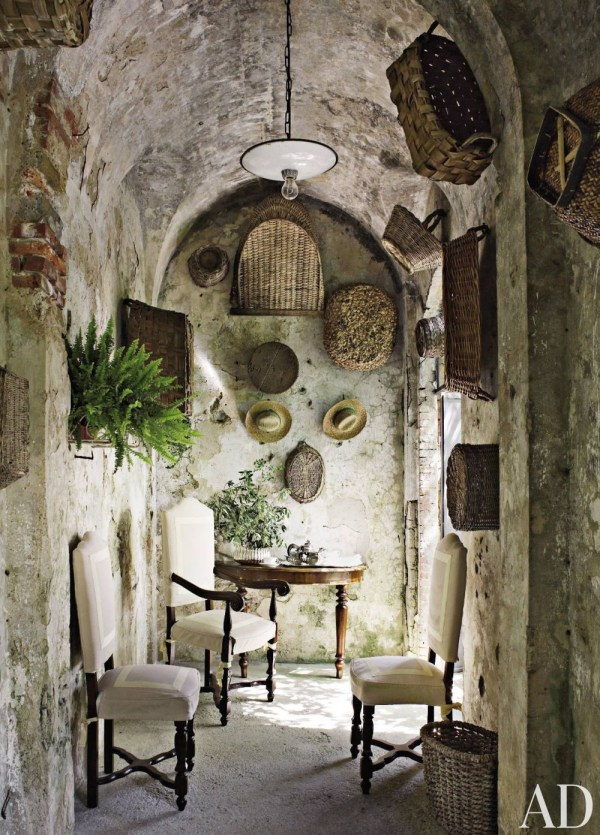 Rustic French Country Wall Decor