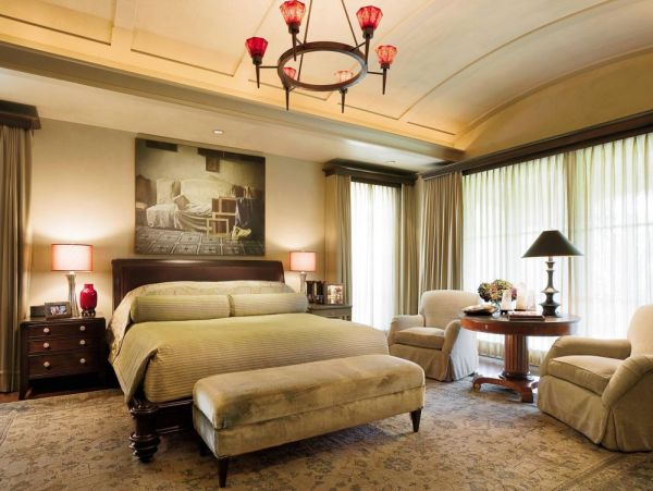 architectural digest bedroom designs Traditional Bedroom by RWM Design by Architectural Digest | AD DesignFile - Home Decorating