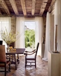 Traditional Dining Room Atelier Architectural