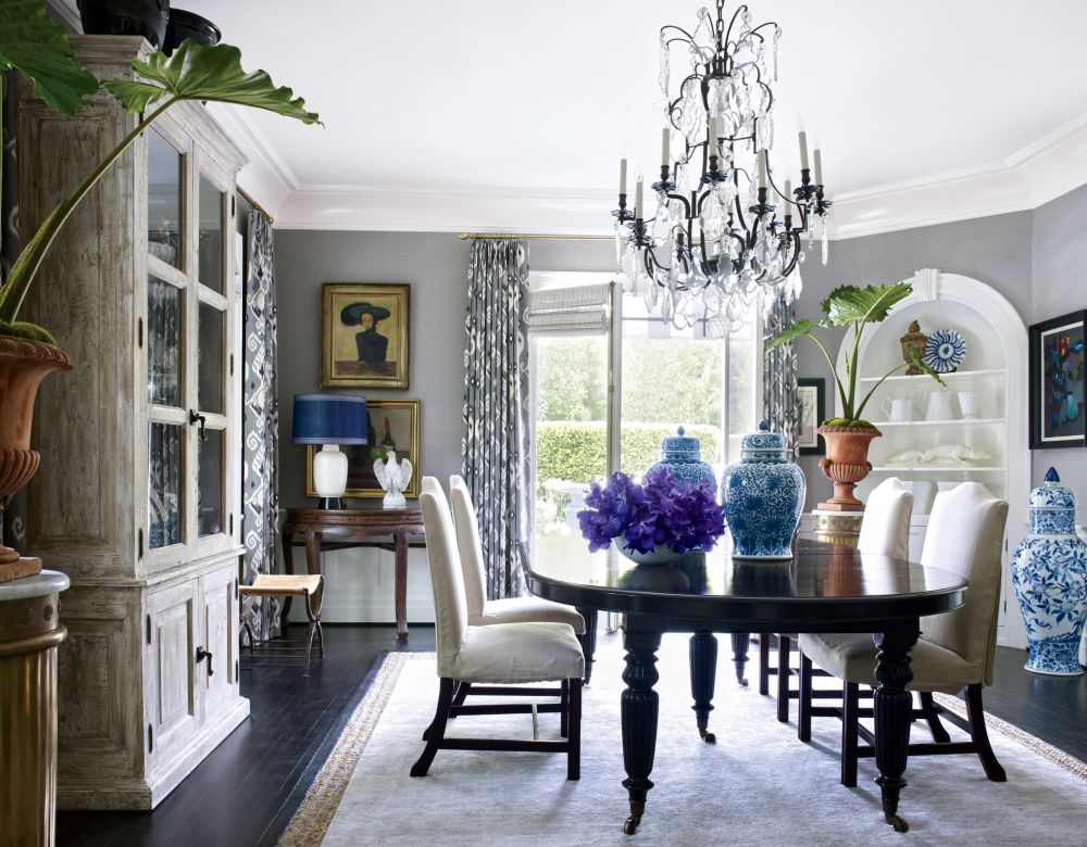 Traditional Dining Room By Dave DeMattei And Patrick Wade