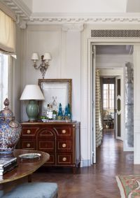 Traditional Living Room by Michael S. Smith Inc. by ...