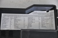 For Sale Used BMW 61131387613 UNDER HOOD FUSE BOX COVER ...
