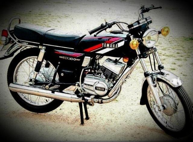 Yamaha Rx 100 100cc 1997