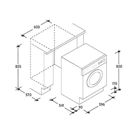 Lavatrice Piccola Dimensioni