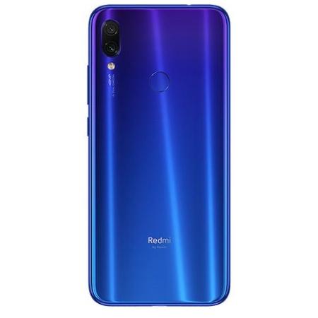 Xiaomi  Redmi Note 7 Blue Smartphone  Comet