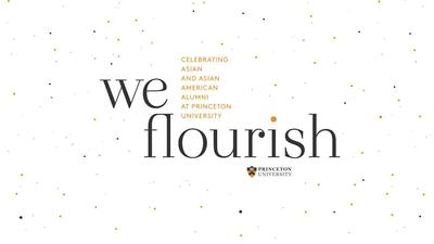 We Flourish Alumni Conference: Opening Remarks with David