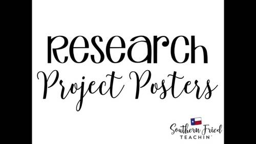 This Day in History Research Project Posters by Southern