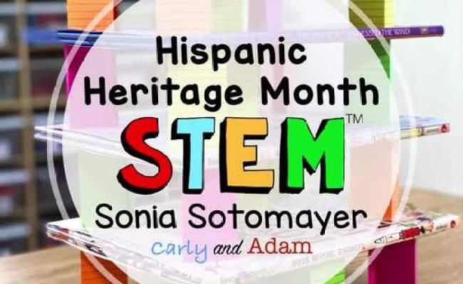 Sonia Sotomayer Turning Pages Read Aloud Stem Hispanic