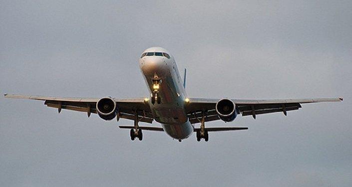 طائرة مدنية