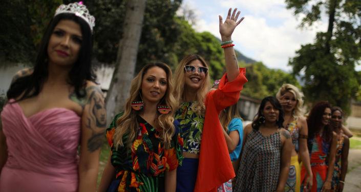 مسابقة ملكة جمال السجون تالاÙيرا بريوس ÙÙŠ البرازيل، 4 ديسمبر/ كانون الأول 2018 - المشاركات ÙÙŠ المسابقة التي تقام للمرة الـ 13 على التوالي ÙÙŠ ريو دي جانيرو