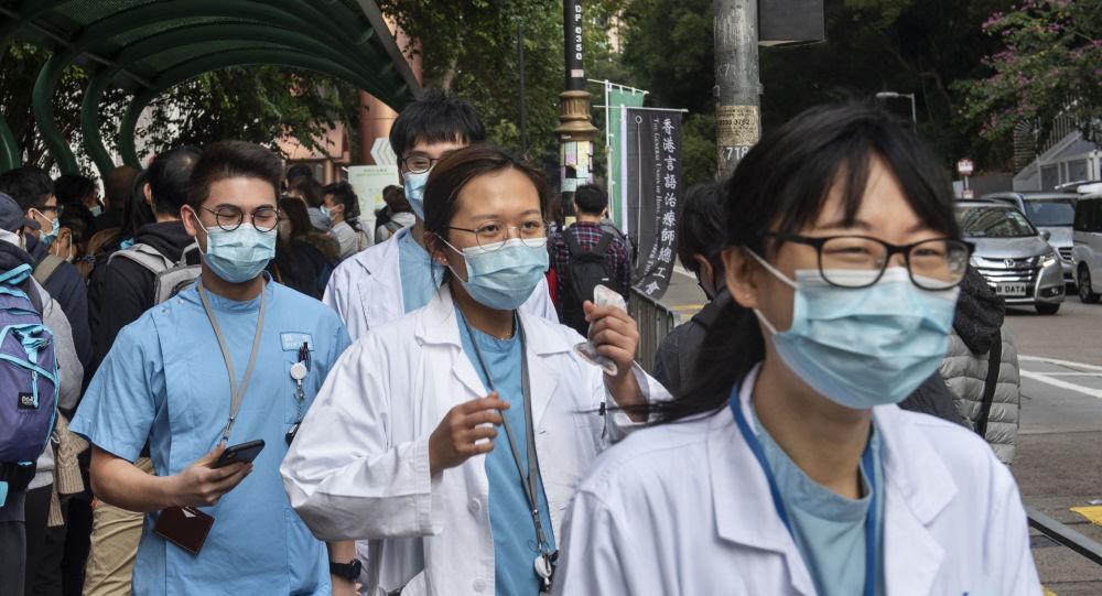 Photo of الصين : ارتفاع حصيلة الوفيات جراء فيروس كورونا الى 2345 شخصا