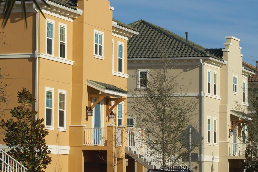 MacDill Air Force Base Family Housing  Builder Magazine  Design Award Winners Military