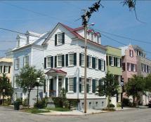 Morris Square Charleston . Residential Architect