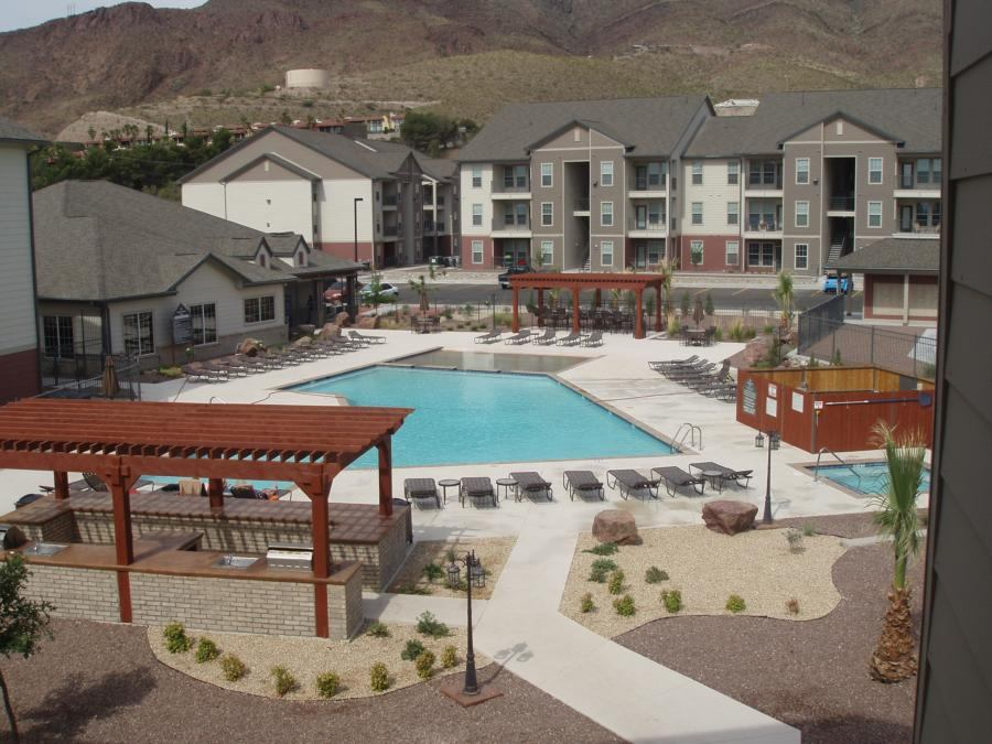 Developers Approach El Paso Military Housing With
