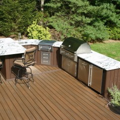 Outside Kitchen Designs Used Cabinets For Sale Nj Designing Outdoor Kitchens Professional Deck Builder