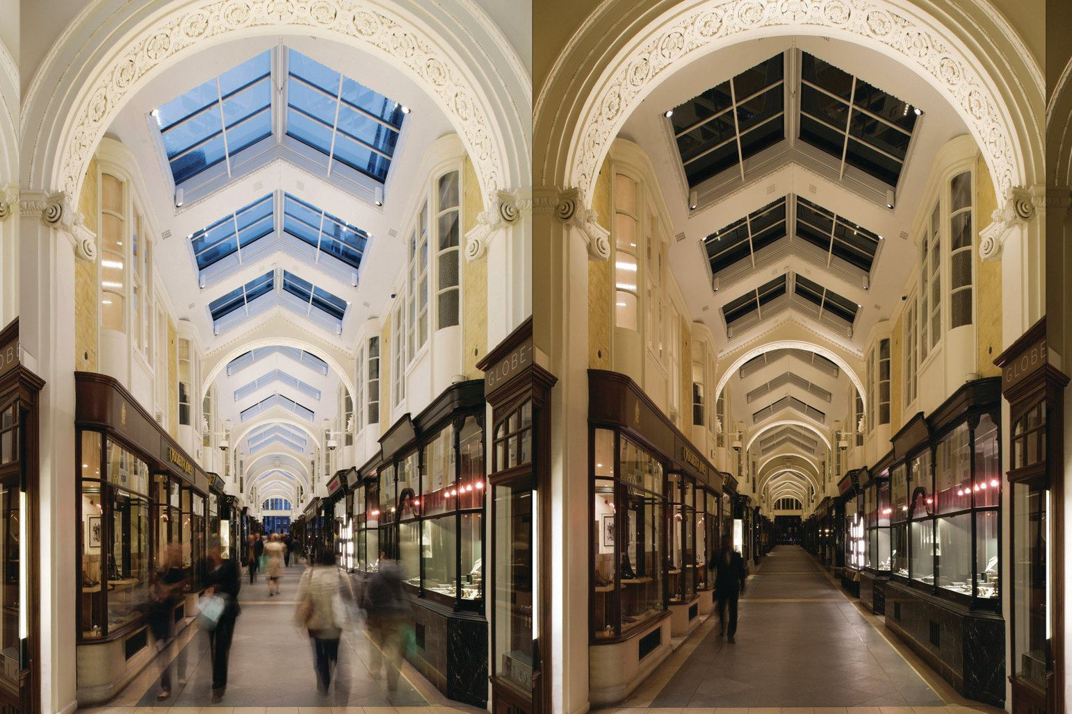 2013 AL Design Awards Burlington Arcade London