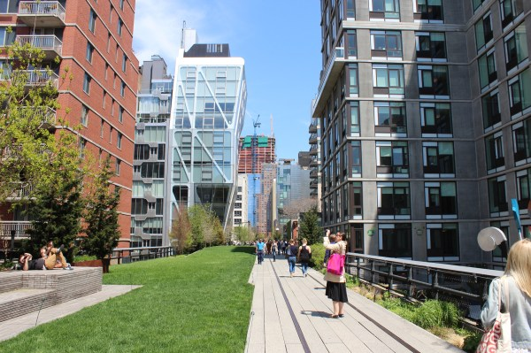 High Line Network Tackles Gentrification Architect