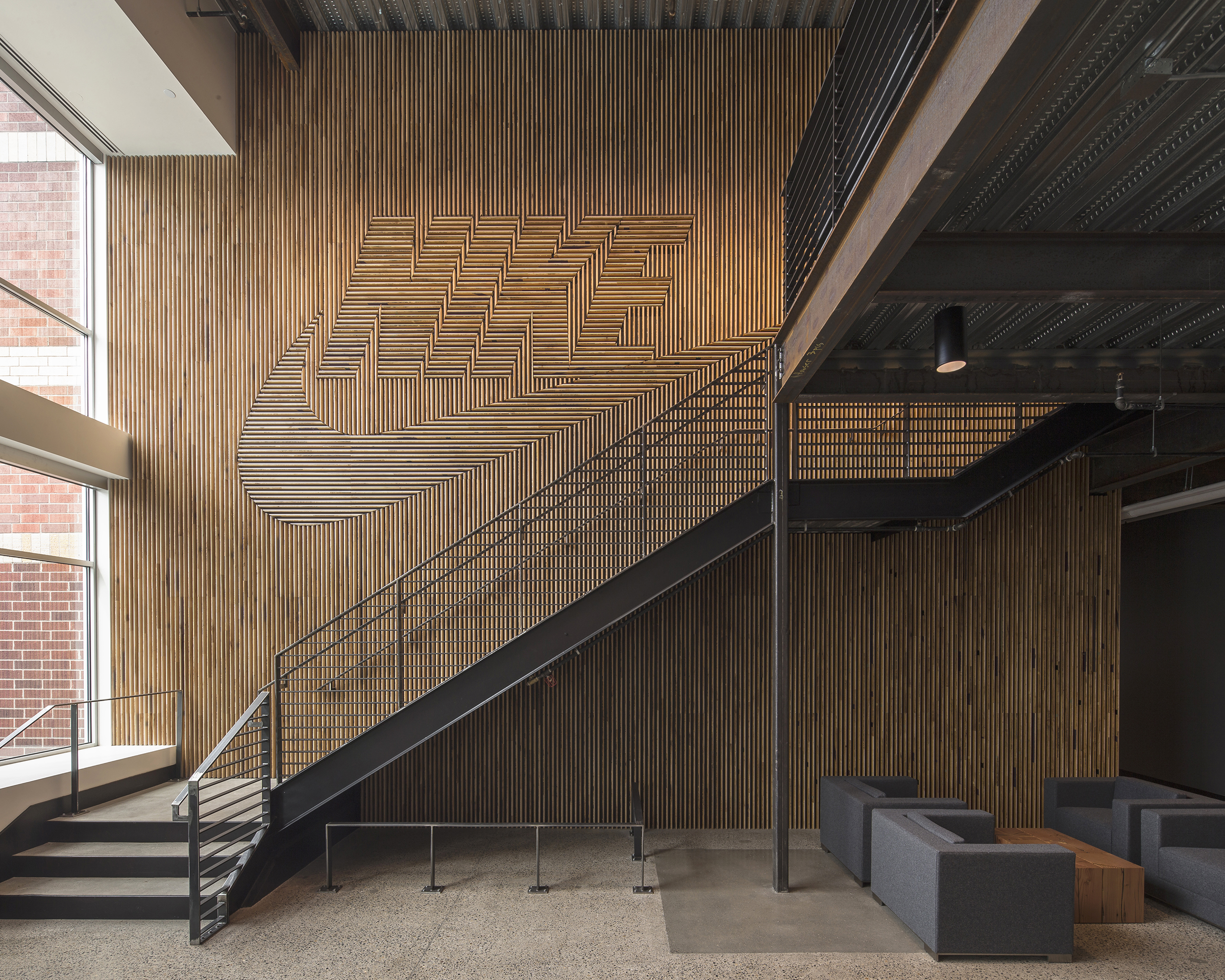 Nike Brand Walls Architect Magazine FIELDWORK Design