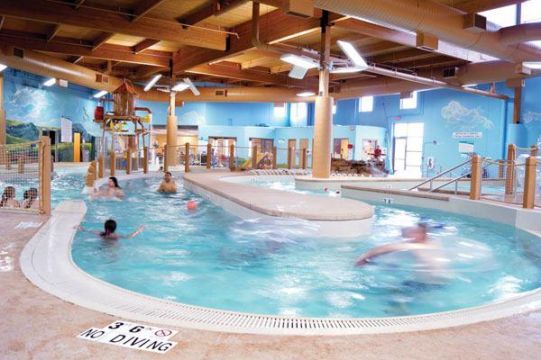Kettle Moraine YMCA Aquatics International Magazine
