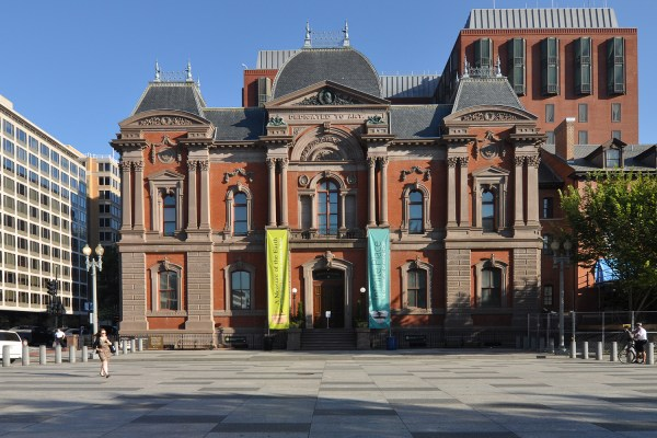 Renwick Reopens With Exhibition Architect