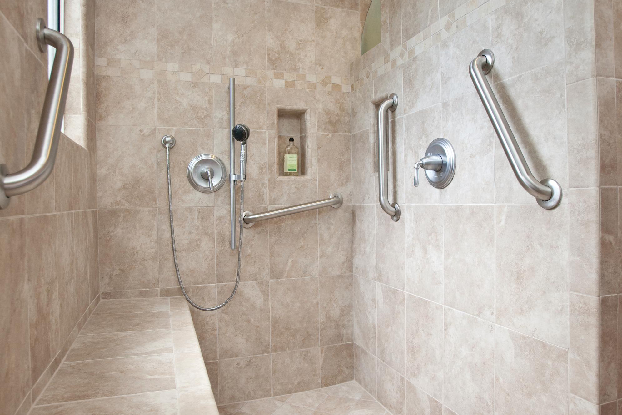 All Access Pass Showers Remodeling