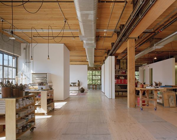Artist' Studio Seattle Residential Architect