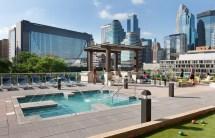 Rooftop Amenities Property Top