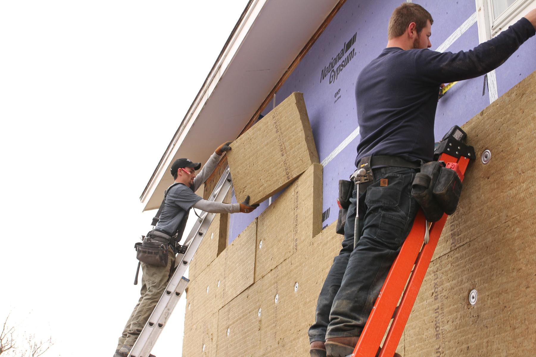HighPerformance Insulated Wall Retrofits  JLC Online