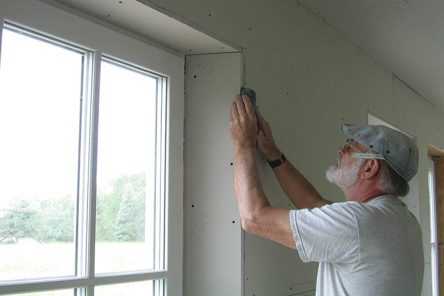 Trimming Windows in a Deep Wall  JLC Online  Windows Insulation Green Building