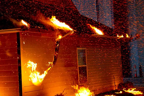 Can Your Homes Survive A Fire Storm Jlc Online