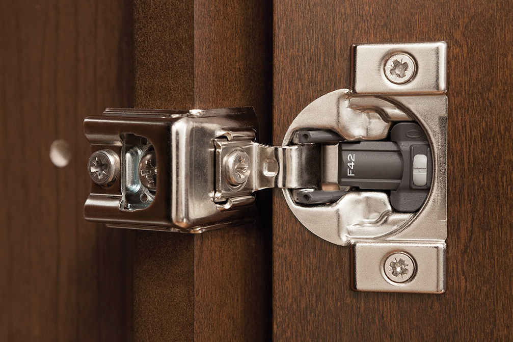 A Softer Touch SoftClose Hinges  Remodeling  Cabinets