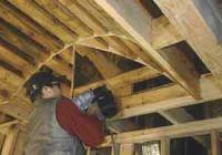 Framing a Barrel-Vault Ceiling | JLC Online | Framing ...