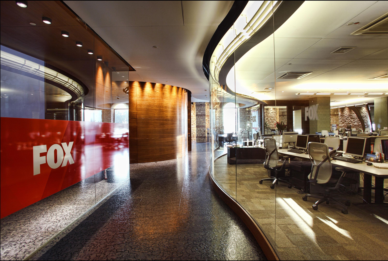 FOX TV TURKEY OfficeStudios  Architect Magazine  GOOA