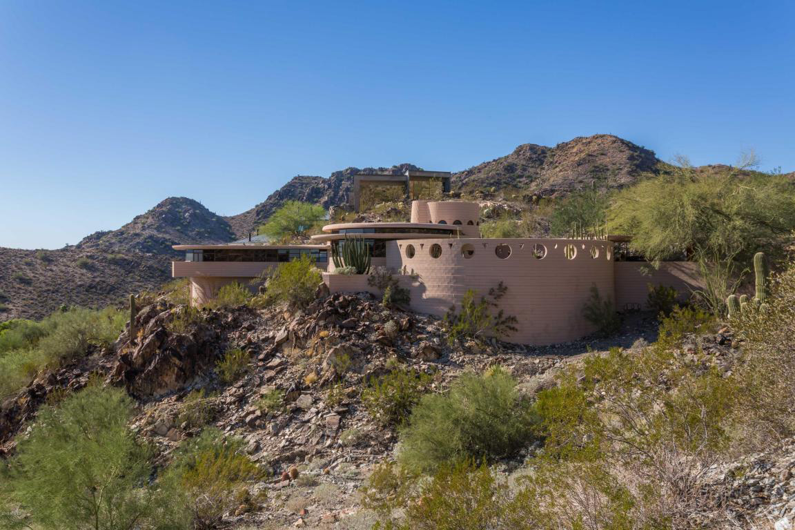 The Last Home Designed by Frank Lloyd Wright is For Sale