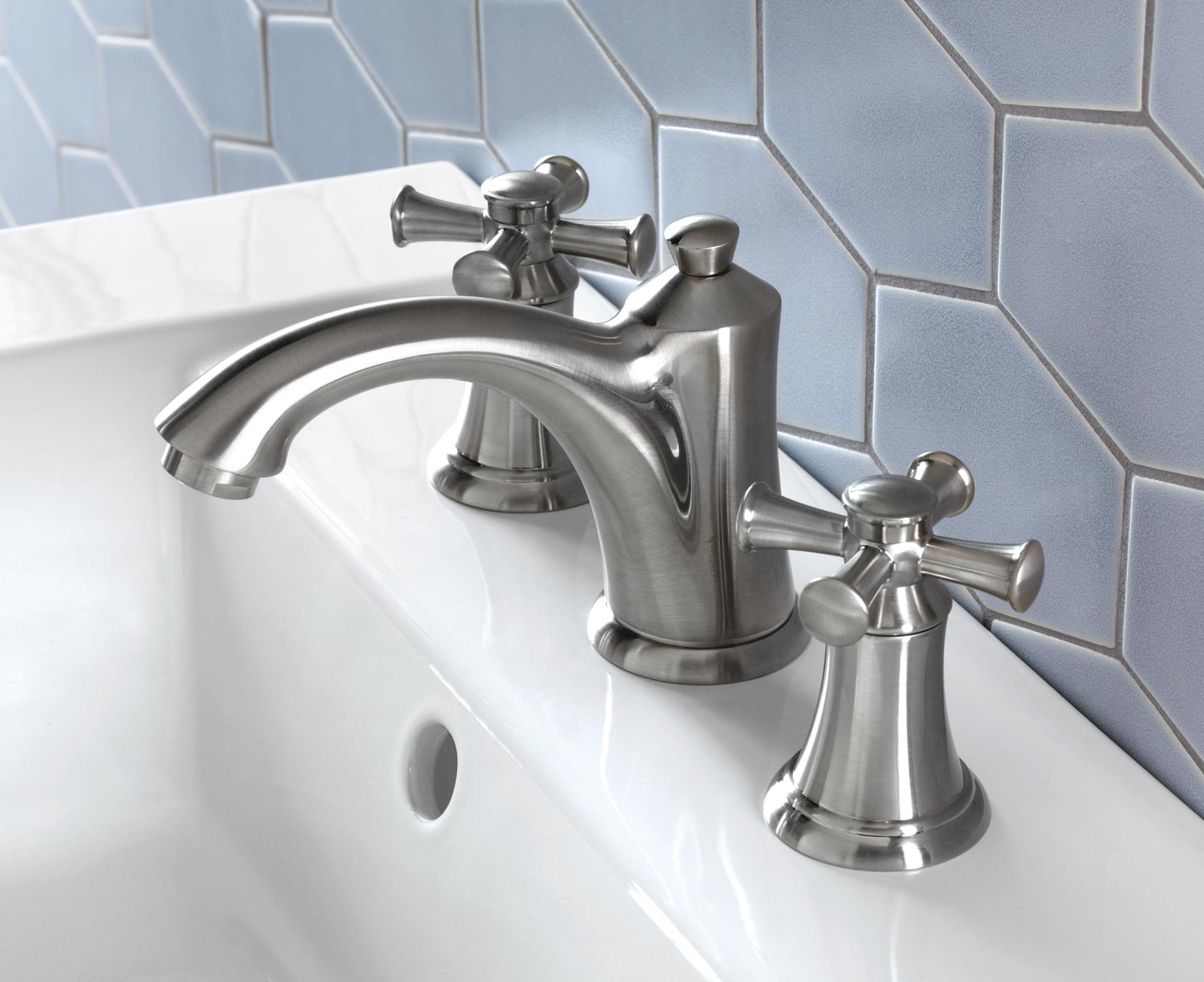 American Standard Portsmouth Bathroom Collection  Remodeling  Bathroom Faucets Bath Fixtures