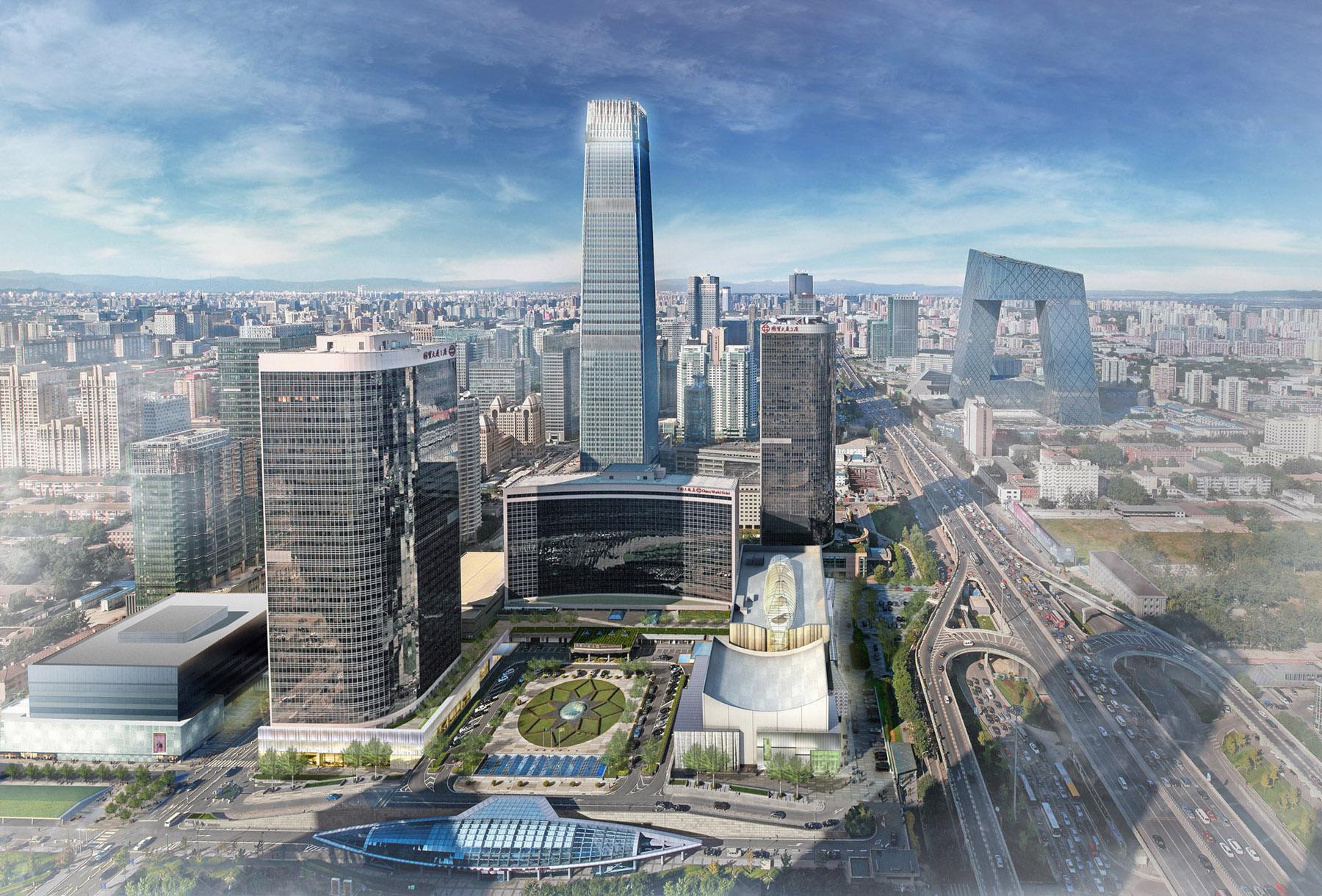 China World Trade Center Architect Magazine 5design