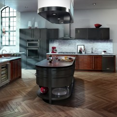 Black Stainless Steel Kitchen Booth Seating Finishes Grow In Popularity Builder Magazine