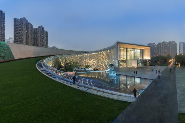 Shanghai Natural History Museum Architect Magazine