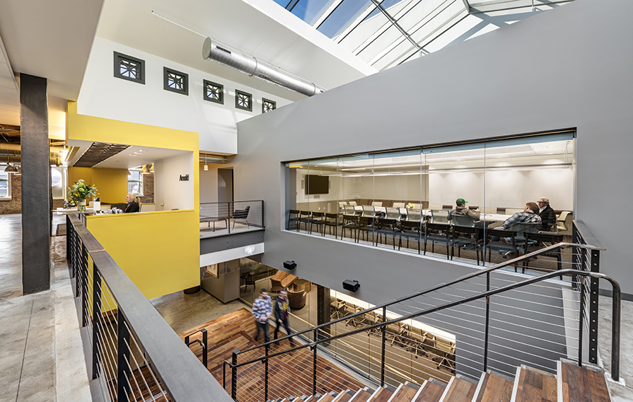 Filenes Department Store Adaptive Reuse Architect