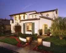 California Style House Design