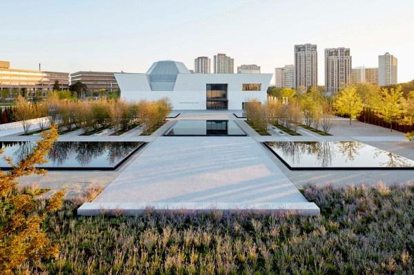 aga khan park architect magazine