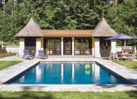 Pool Houses | Custom Home Magazine | Design, Vacation ...