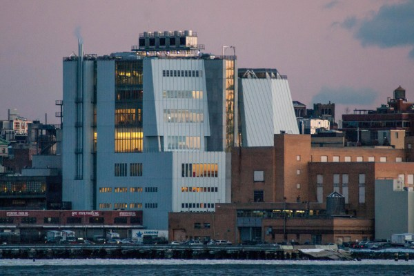 Critics Whitney Museum Architect Magazine Arts And Culture