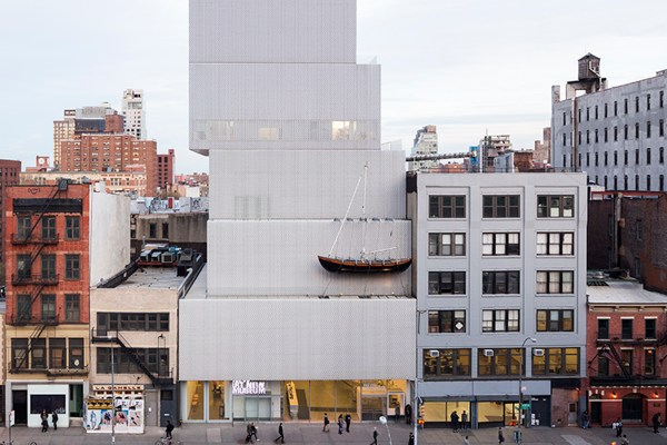 Museum Commissions Oma Design Expansion Architect Magazine Architecture Cultural