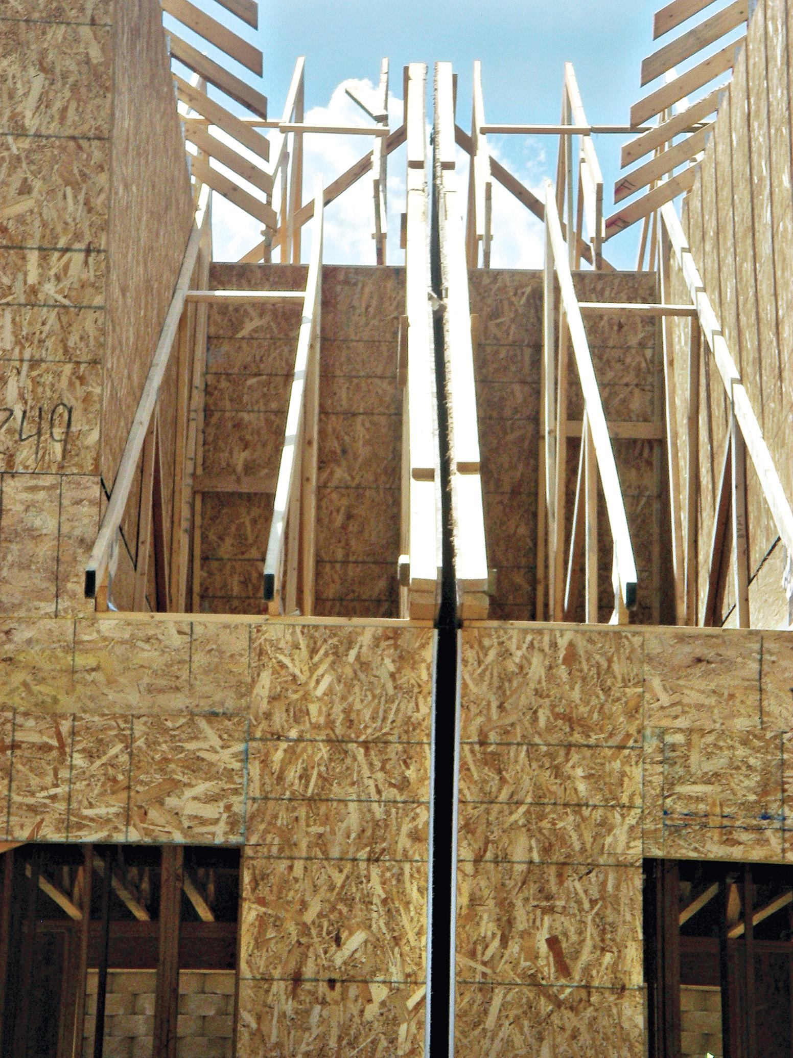 Building Accepted Fire Barriers for Multifamily Homes