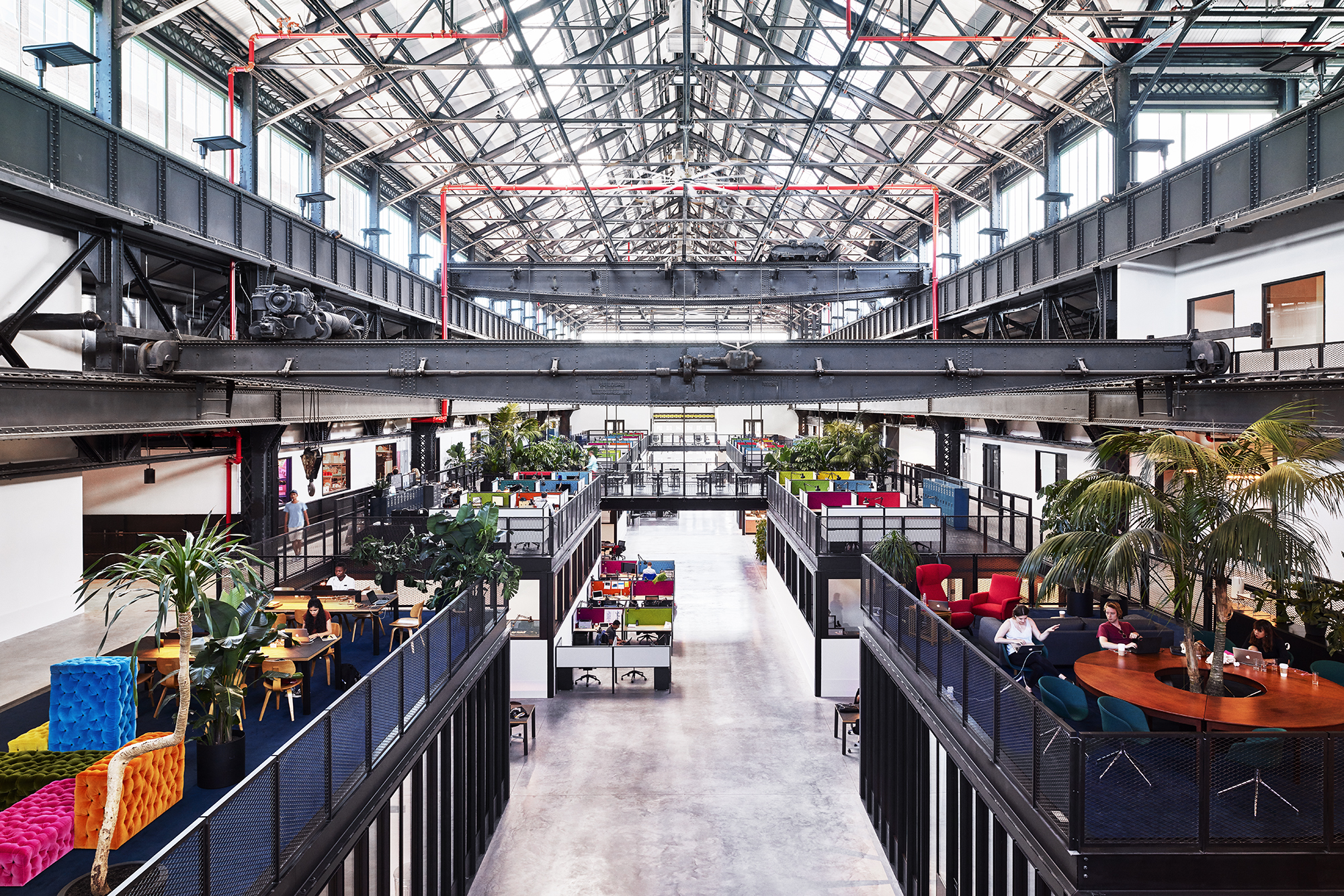 New Lab Opens in Brooklyn  Architect Magazine  Design Manufacturers Industrial Projects