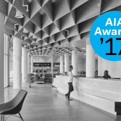 Office Chair Review Dining Covers For Christmas Aia Announces 2017 Institute Honor Awards Interior Architecture   Architect Magazine ...