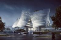 Xiamen Xinhee Design Center | Architect Magazine | MAD ...