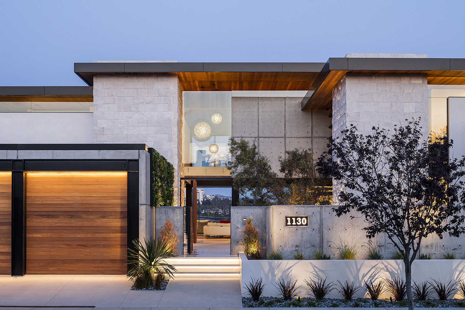 hight resolution of modern newport beach home balances concrete wood and steel elements builder magazine design awards award winners competitions custom homes