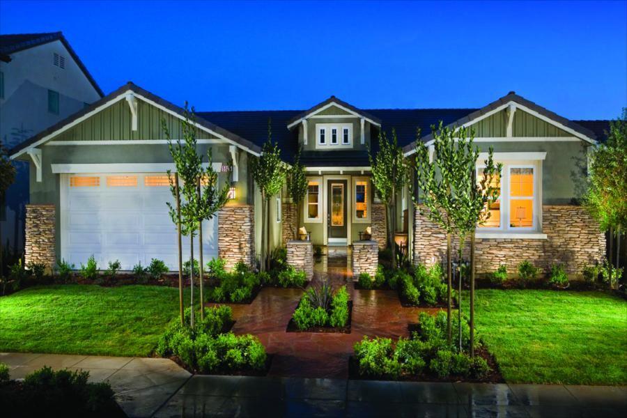 Flexible Floor Plans Spark New Home Sales In Fresno
